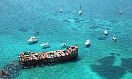 Bimini Boat tours