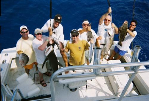 Fishing in Bimini Bahamas